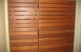Broadbeach Timber Fencing