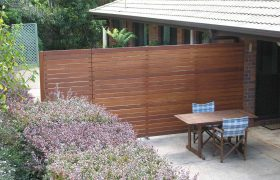 Mt Tamborine Timber Fencing