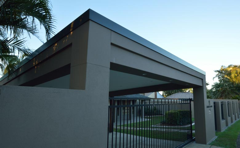 Benowa Carport Renovation
