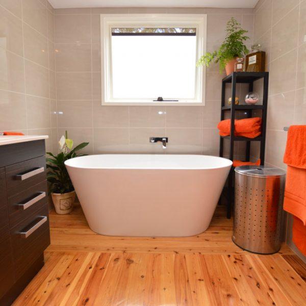 Bathroom Renovation in Mt Tamborine