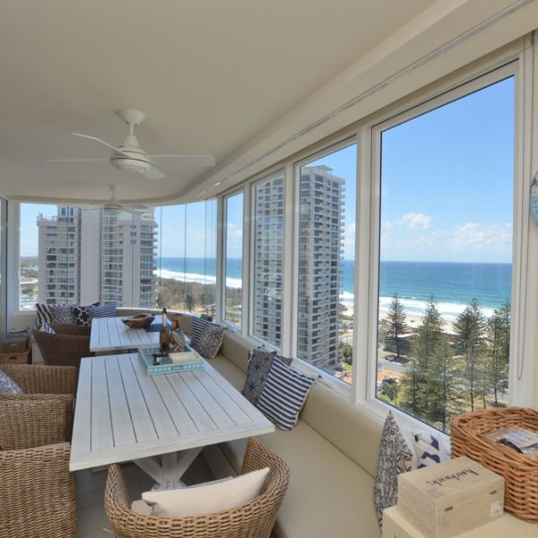 Penthouse renovation in Mainbeach on Gold CoastPH-MB